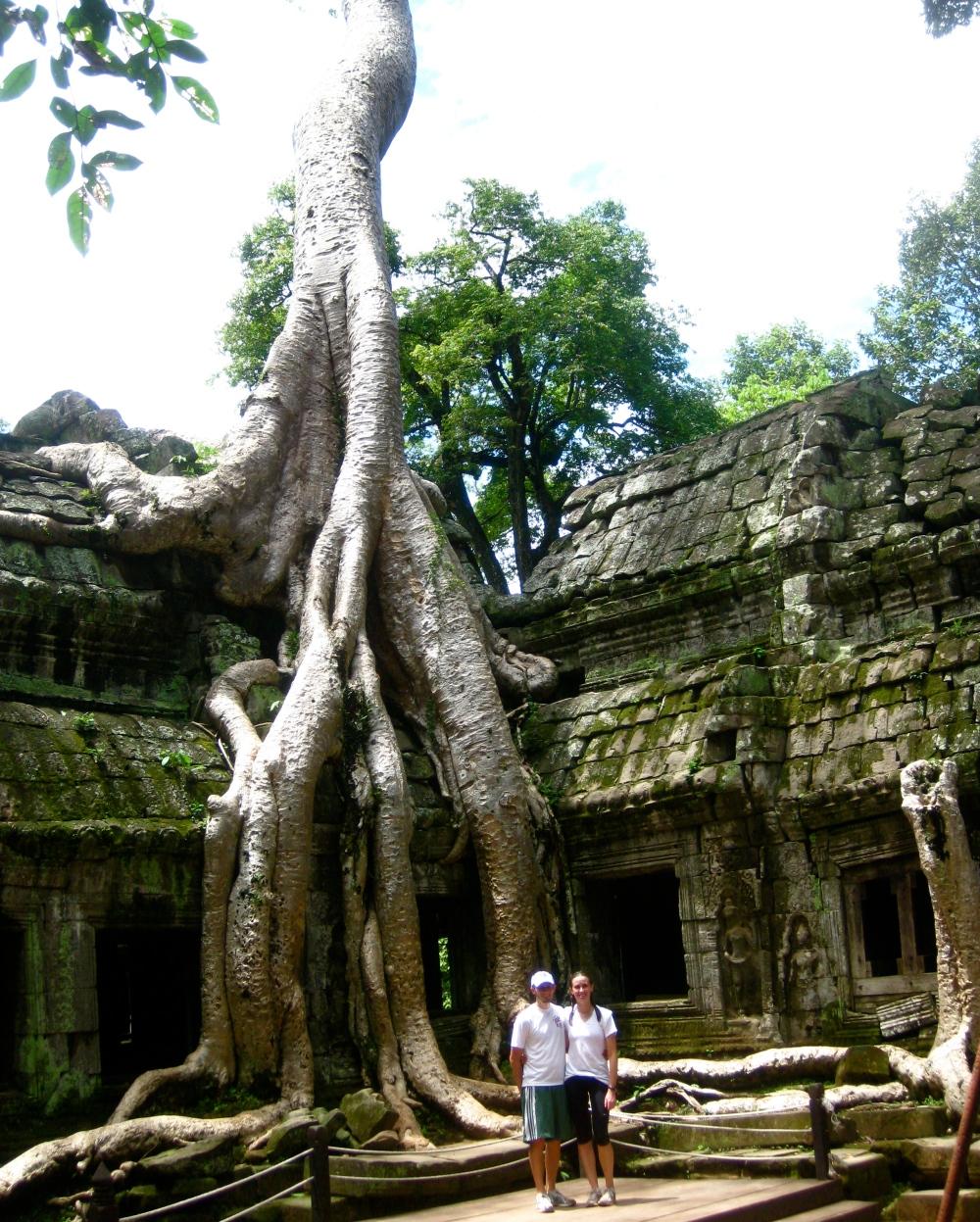 June: Cambodia!