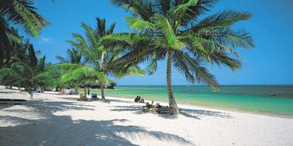 Nyali Beach, near Mombasa, Kenya