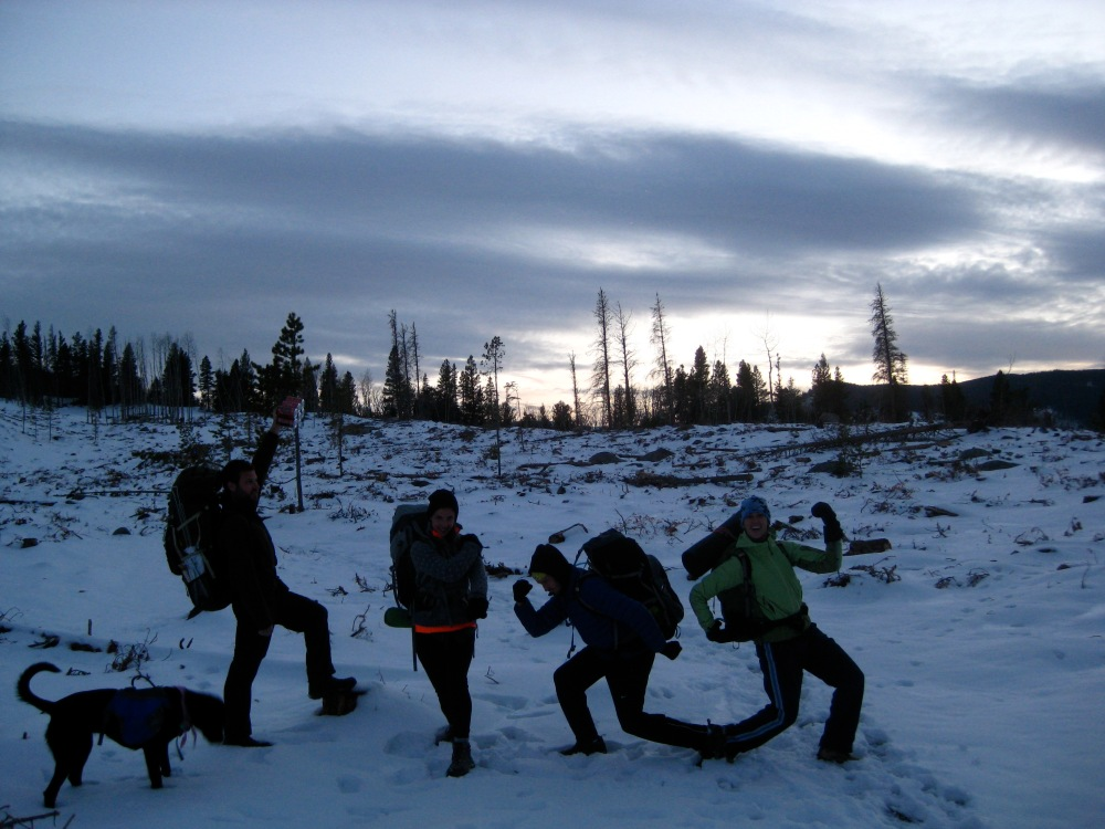 Efo_Snowy backpacking trip 2