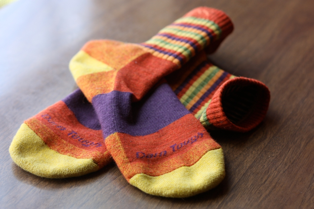 Darn Tough Vermont Trek Micro Crew Socks
