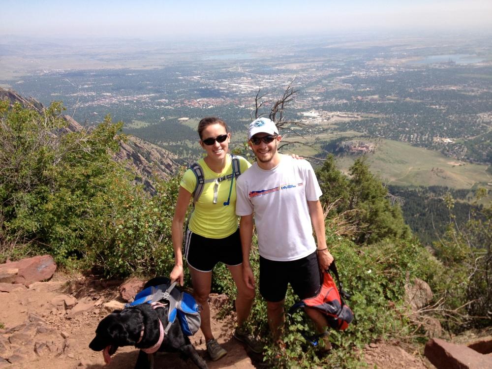 Summit #2: Bear Mtn (8,461ft)