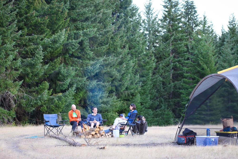 Clackamas Camping July 2017-18